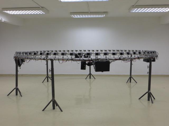 Sistema de câmeras 360 graus
