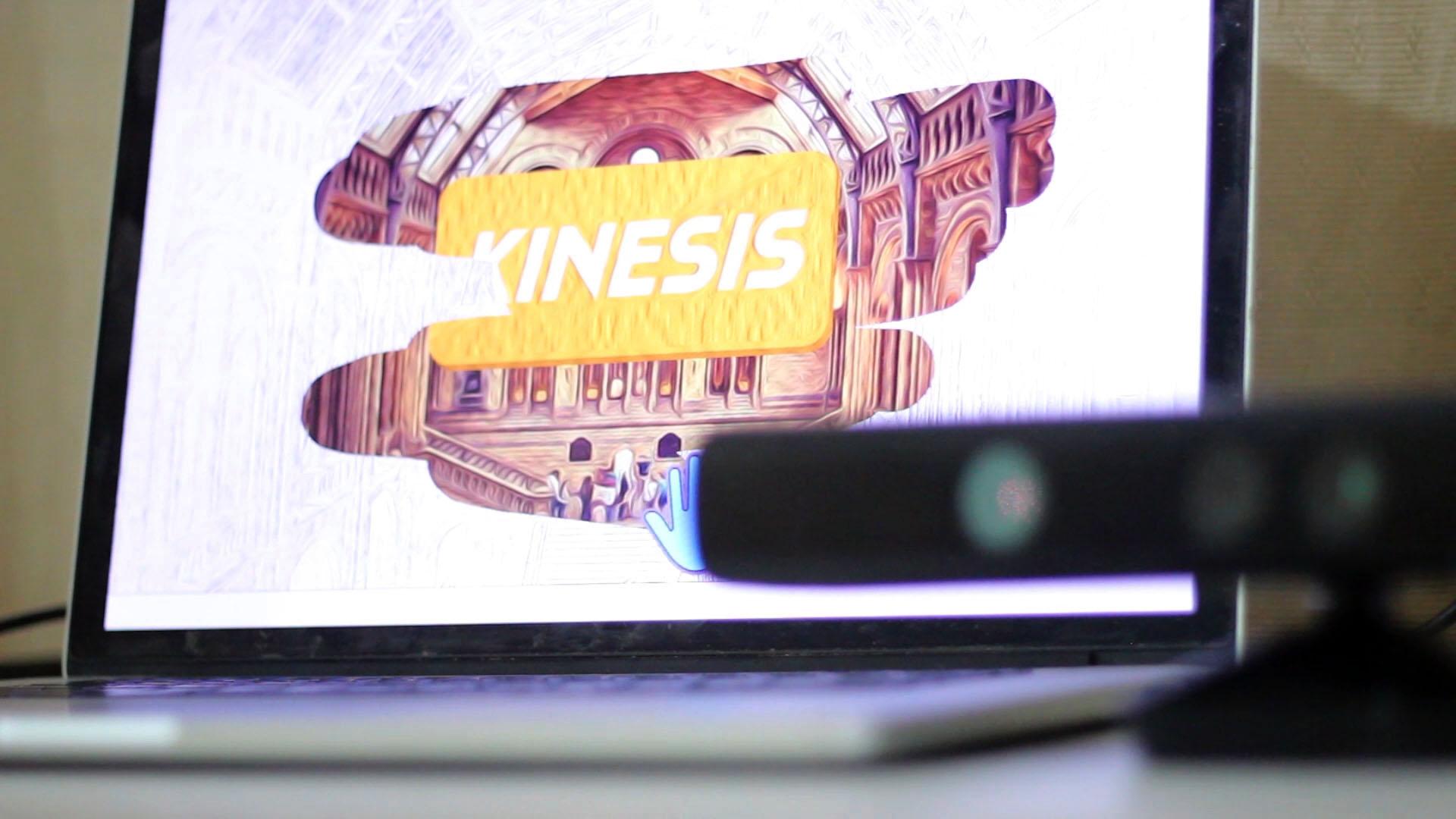 Kinesis with Kinect™