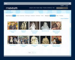 Manage and show your collection online easily