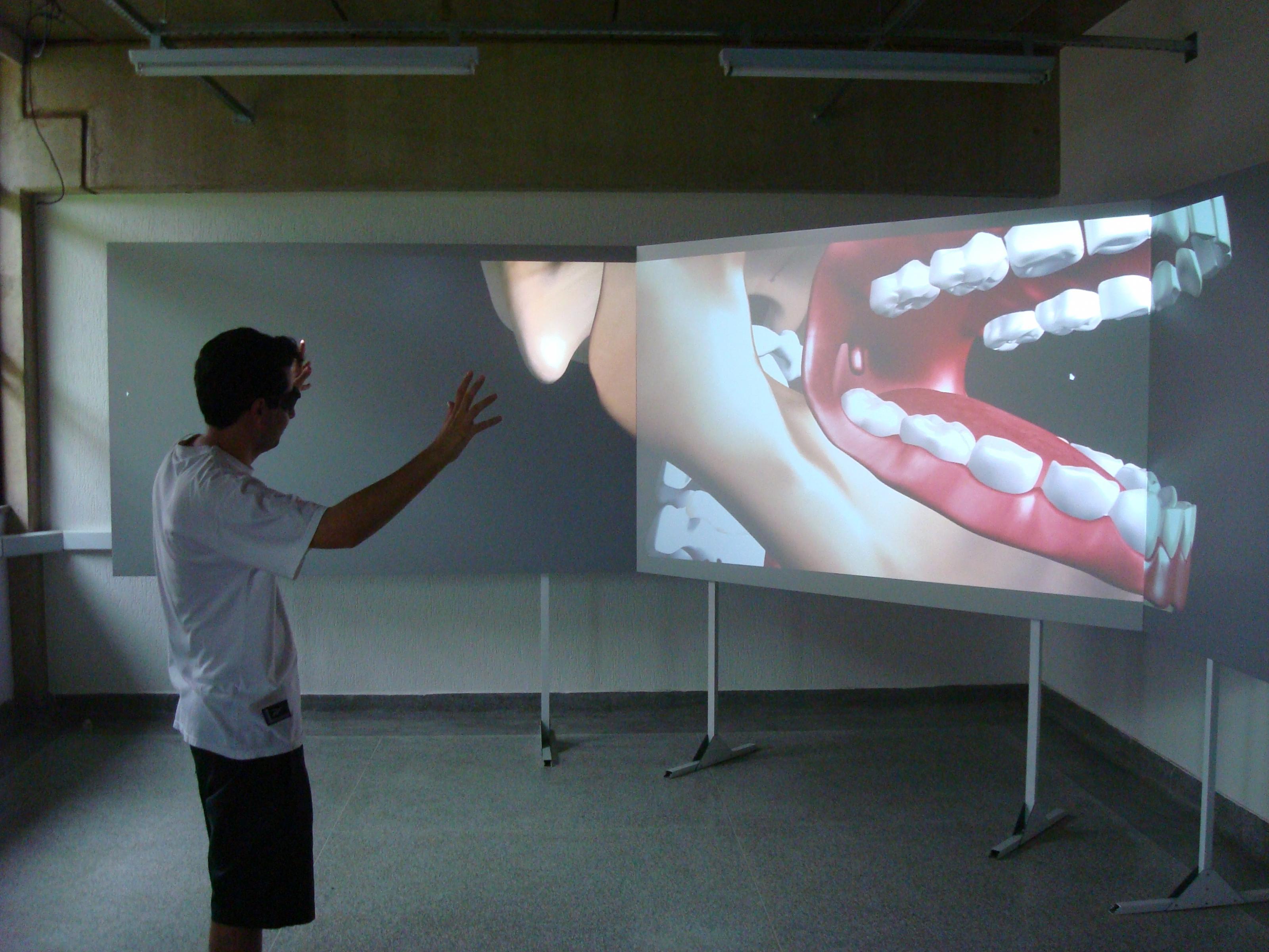 3D Immersive Environments image
